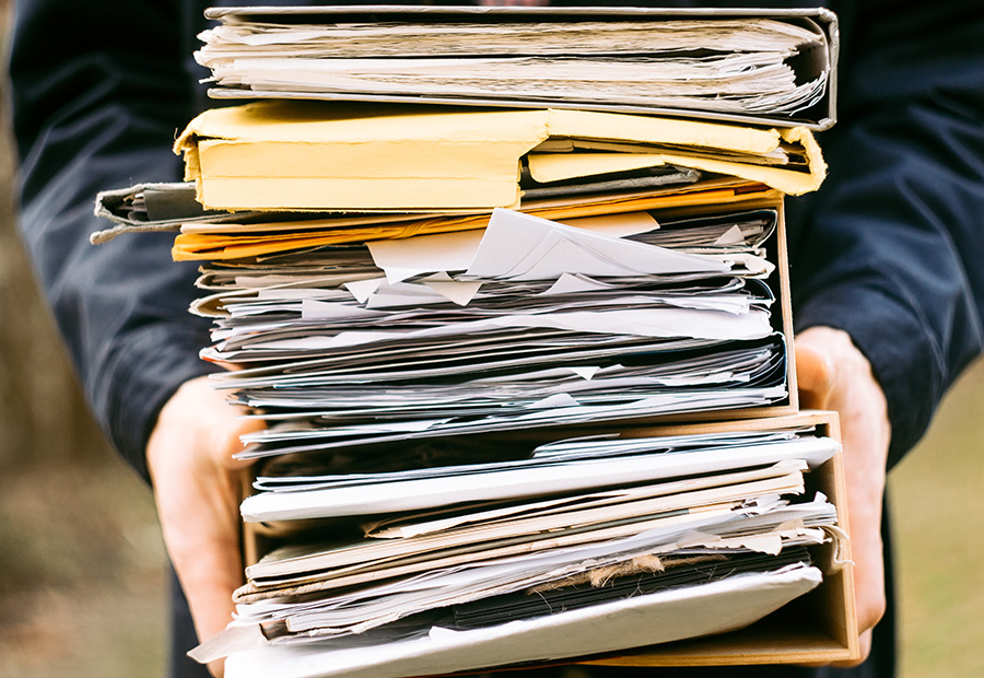 3 Myths About Scanning Hard Copies to Digital for Law Firms